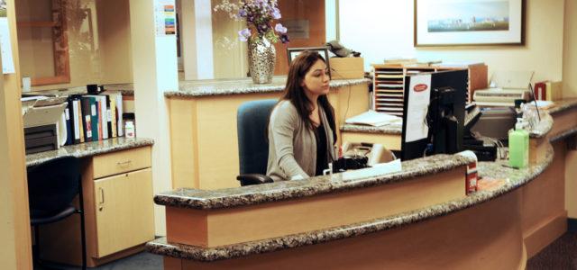 Administration & Reception